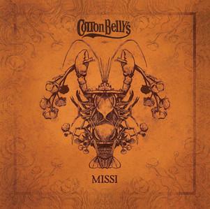 """COTTON BELLY'S :album """" Missi"""" : tournée et concert le 26 Septembre au petit Bain - Paris"""