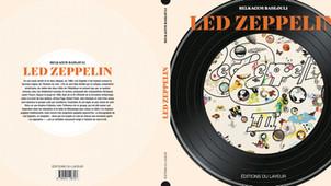 LED ZEPPELIN by Belkacem Bahlouli sortie le 4/12/21 Ed du layeur .