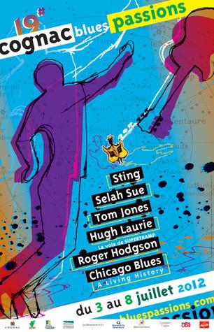 cognac blues passions 2012