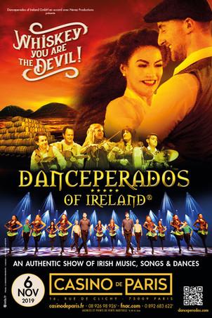 DANCEPERADOS of IRELAND: Irish music ,dances & songs