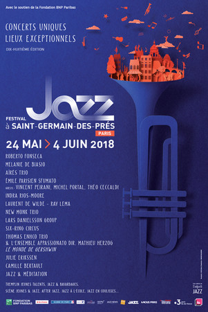 festival jazz a st germain des pres paris 2019