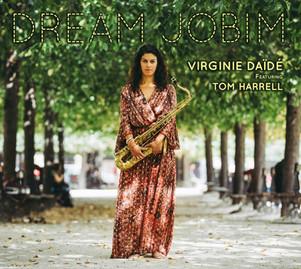 """VIRGINIE DAIDE """"dream Jobim"""" feat Tom Harrell concert le 15 Octobre au jazz café Montparnasse Paris"""