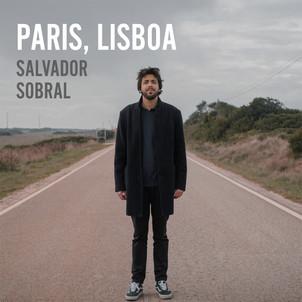 """SALVADOR SOBRAL nouvel album """" Paris, Lisboa"""" ( warner) // en concert le 29 /10 à Paris ."""