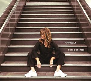 """FANELLY """" metro stories"""" En concert au Sunset - Paris le 24 Juin 21 ."""
