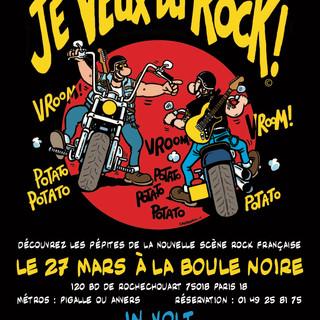 Je veux du rock !