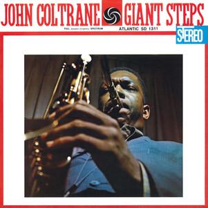 "JOHN COLTRANE ""Giant Steps"" célèbre ses 60 ans le18 Septembre / Rhino Warner"