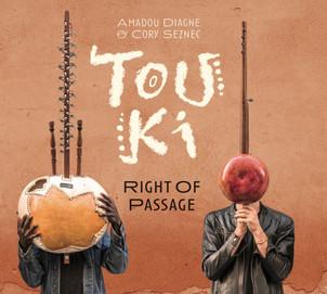 """Cory Seznec & Amadou Diagne présentent """"Touki-right of passage"""""""