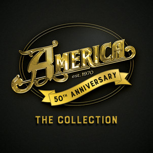 America célèbre son 50ème anniversaire : le 12 Juillet / Rhino - Warner