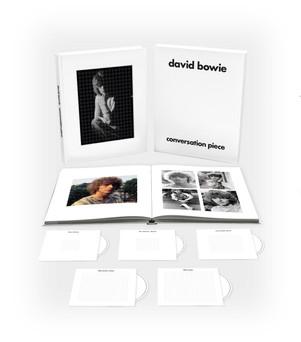 DAVID BOWIE conversation piece: coffret 5 cd - + livre sortie le 15/11 (warner)