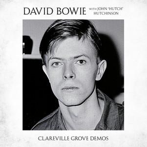 DAVID BOWIE :CLAREVILLE GROVE DEMOS COFFRET VINYLE 3 x 45-TOURS INCLUANT DES ENREGISTREMENTS INÉDIT