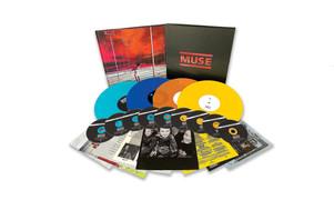 """MUSE """" Origin of Muse"""" (warner) sortie le 6/12 : coffret 9 cd & 4 Vinyles"""