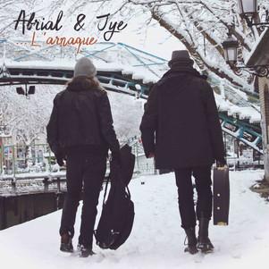 """ABRIAL & JYE """"l'arnaque"""" : nouveau clip"""