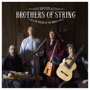 "Mathias Duplessy & the Violins of the world : Nouvel album "" brothers of string"" sortie le 24 /01/20"