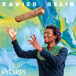 """Xavier Belin présente """" pitakpi"""" . En concert le 30 Juin 21 au sunside - Paris"""