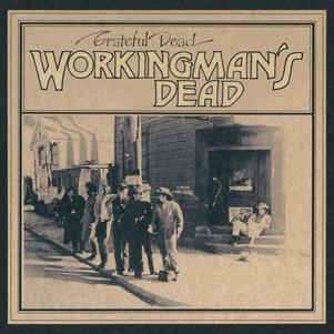 GRATEFUL DEAD WORKINGMAN'S DEAD : 50TH ANNIVERSARY DELUXE EDITION Le 10 juillet prochain (WARNER)