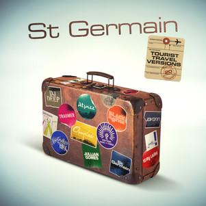 "St Germain #tourist #20ANS #travel versions#warner"" sortie le 29 Janvier 2021 LP-CD-digital"
