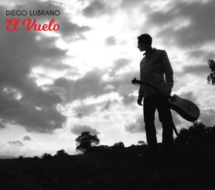 """Diego Lubrano """" el vuelo"""" . sortie le 23 avril 2021"""
