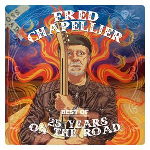 """Fred Chapellier :best of """"25 ans sur la route"""" (Dixiefrog) sortie le 25.09.20"""