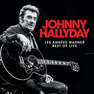 Johnny Hallyday - les années warner - Best Of 3 CD live - sortie le 14 Juin