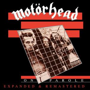 """Motorhead """"on parole"""" . Le 1er album de ce groupe mythique réédité & Lucas Fox en interview - warner"""
