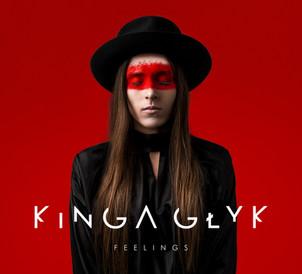 KINGA GLYK nouvel album : Feelings & concerts