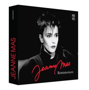 """Jeanne MAS """" reminiscences"""" : best of 3 cd / Warner - sortie le 10 mai 2019."""