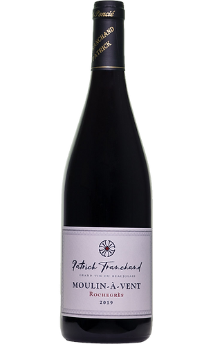 Patrick Tranchard Moulin-a-Vent Beaujolais