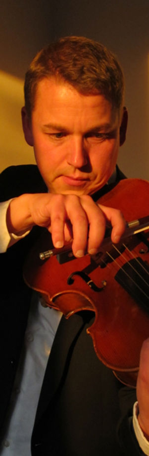 fiol och viola lärare Daniel