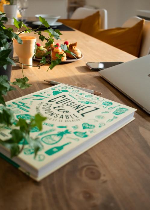 Atelier culinaire • L'espace de travail