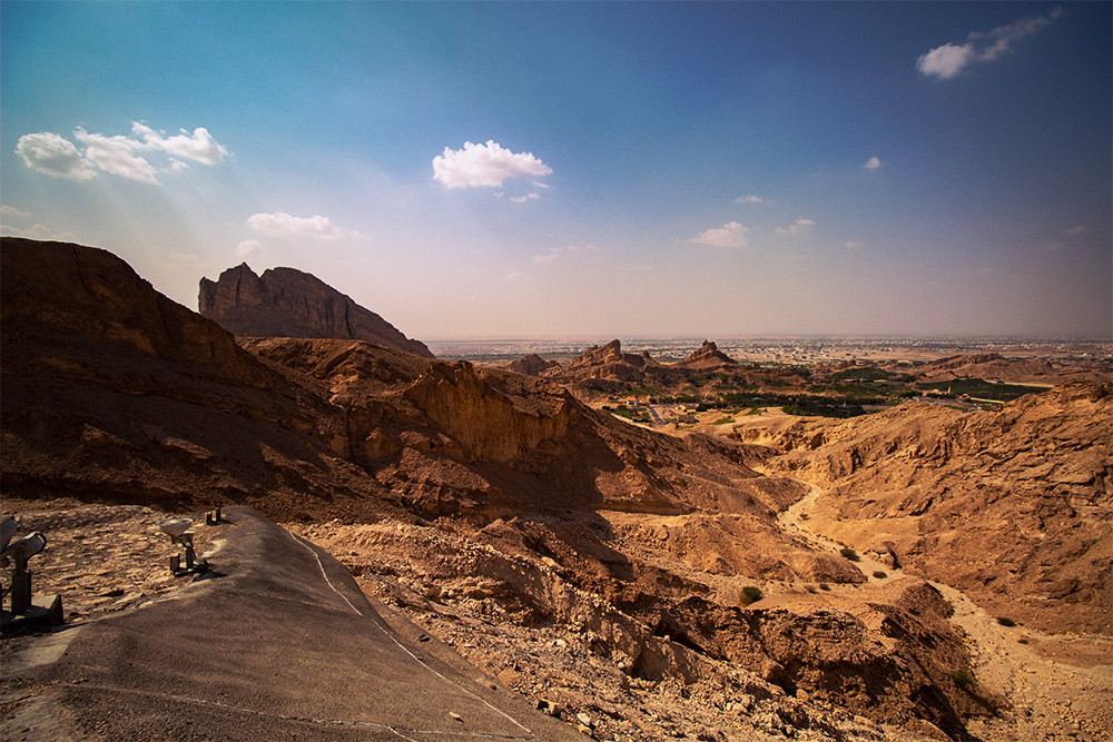 Désert Al Ain   UAE