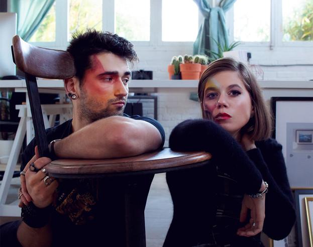 Max & Sophie | Shooting MUA