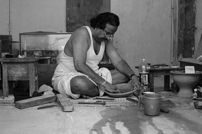 Working Man   Pondicherry