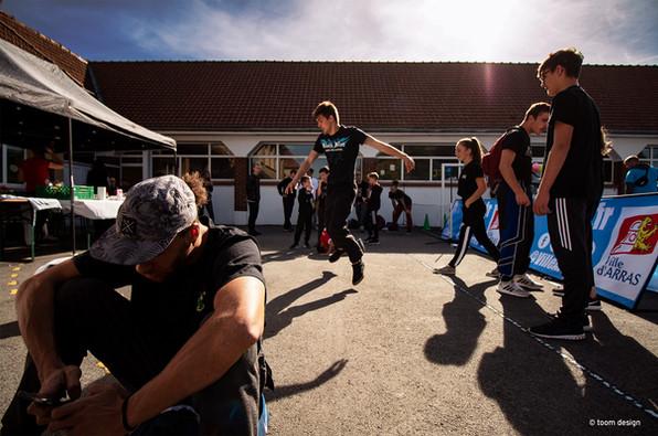 Breakdance | La fête de la vie