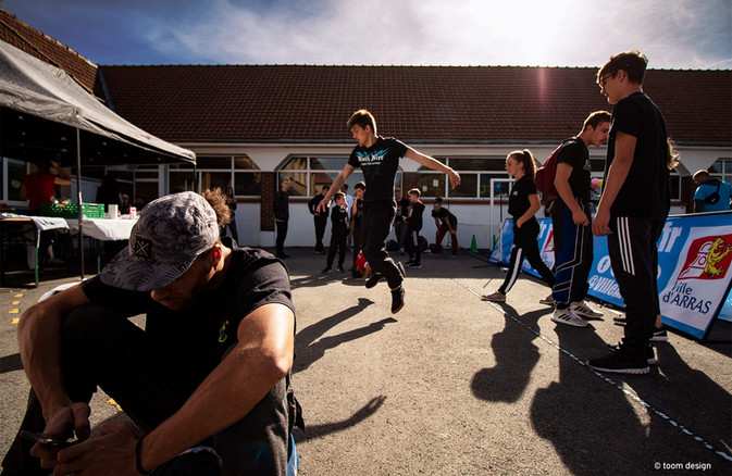 Breakdance   La fête de la vie