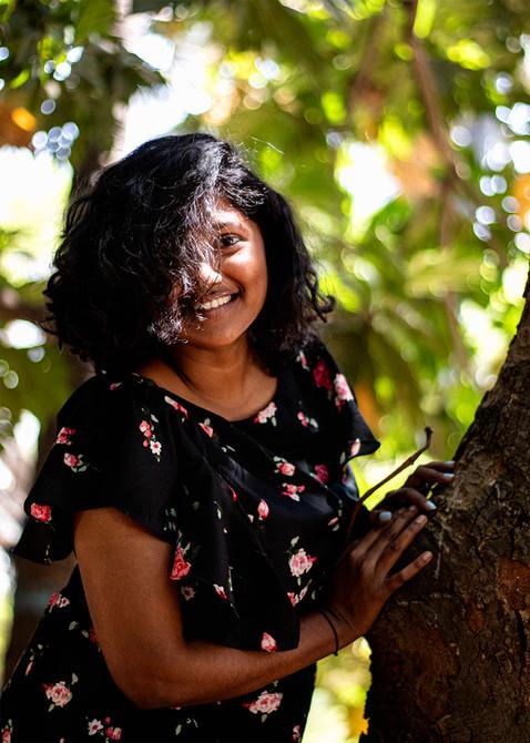 Lavina in trees | Mysore