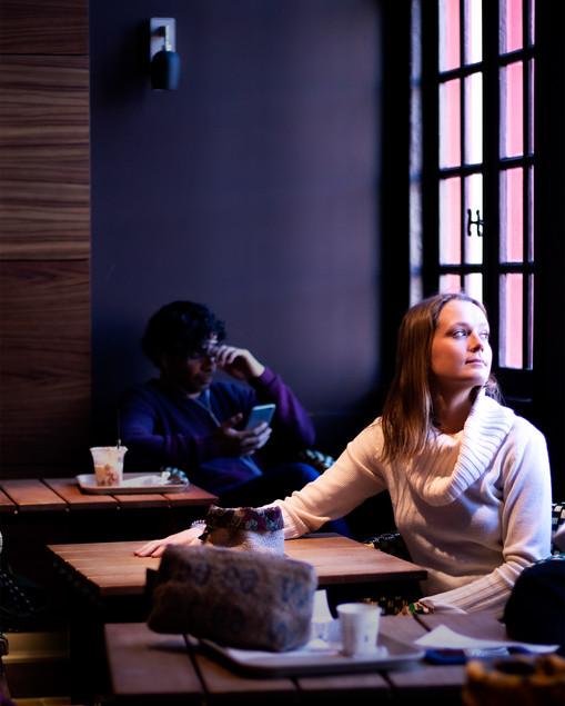 Ciggy | Au café