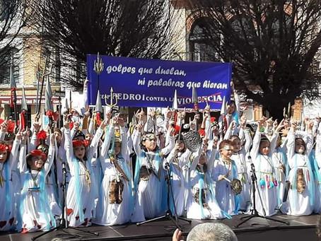 PRIMER PREMIO CONCURSO MURGAS COLEGIALES