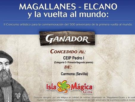 """gANADORES DEL  CONCURSO DE  """"ISLA MÁGICA"""""""