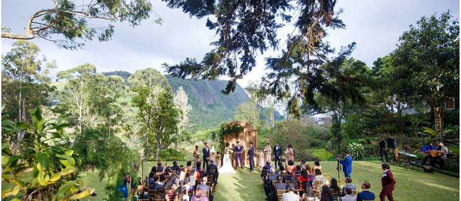 The Pros & Cons of having an outdoor wedding in Sri Lanka
