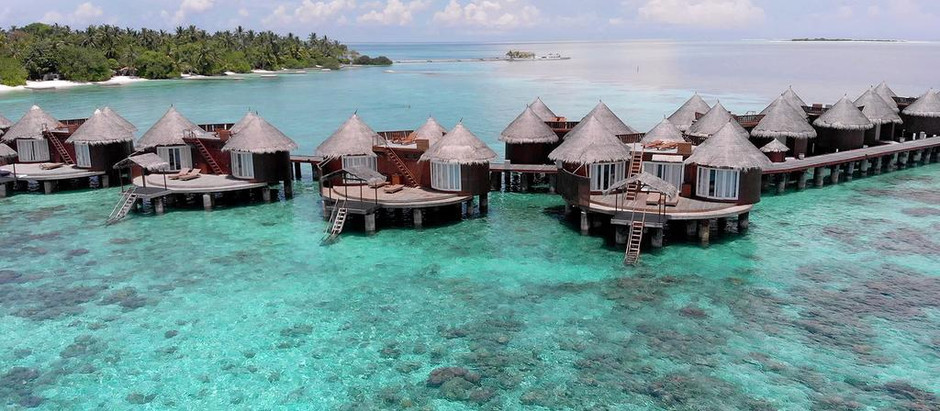 11 Romantic Maldivian Hotels for your Honeymoon that's under 65,000LKR a night