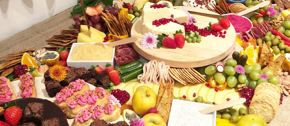 Trendy Grazing Tables your Wedding Guests are going to Love