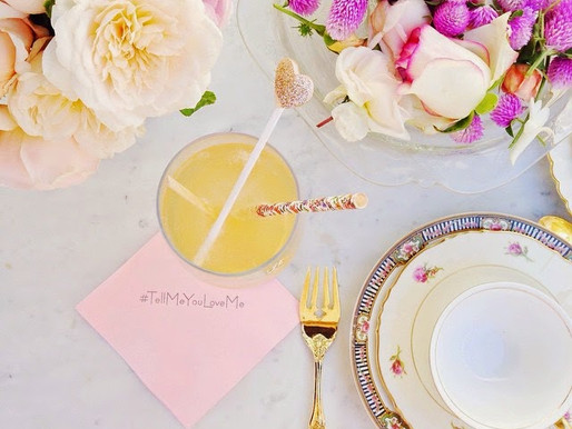 Inspirational Celebrity Bridal Shower Themes