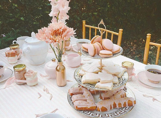 An Undying love for Tea Parties