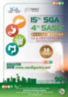 15th SGA & 4th SASLT