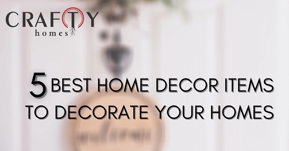 home decor items