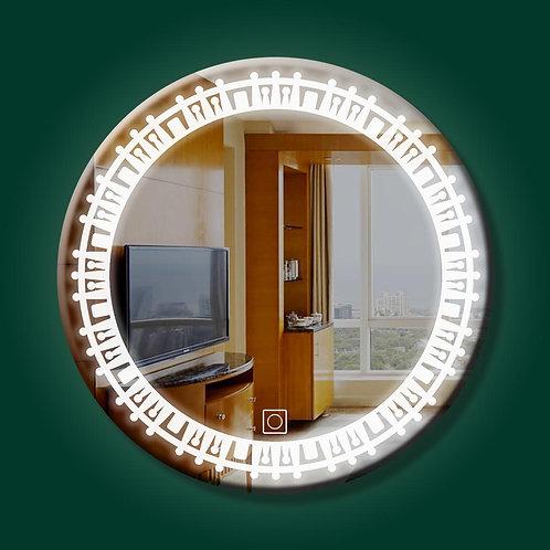 Circle Led Mirror