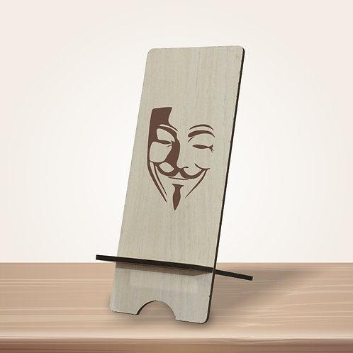 Joker Mask mobile stand