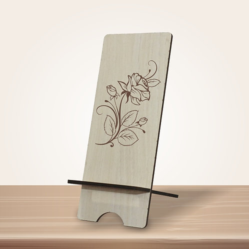 Rose Mobile Stand