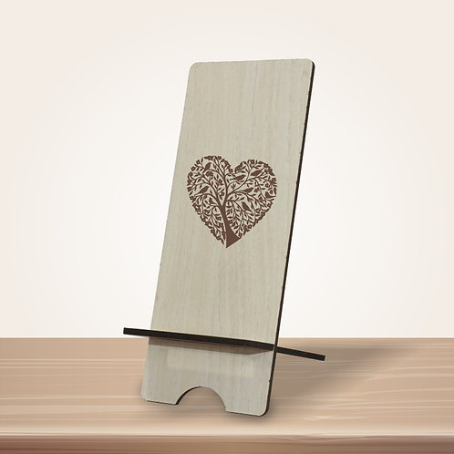 Heart Tree Mobile Stand