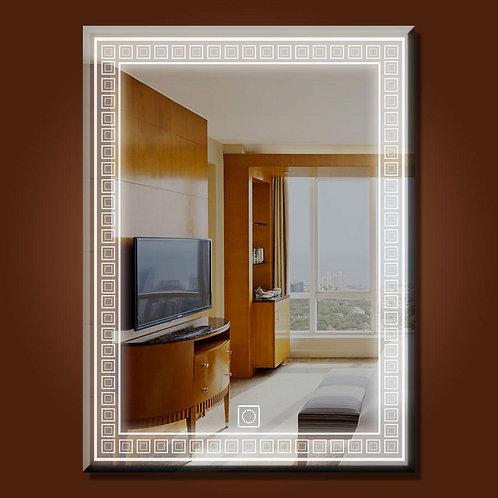 Rectangle Square Led Mirror